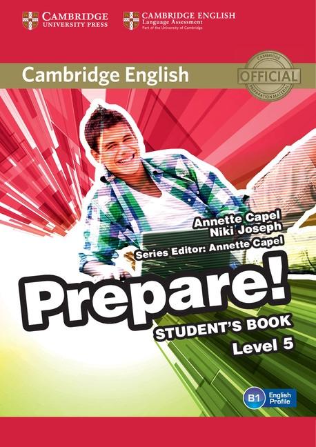 Prepare! 5 Student´s Book