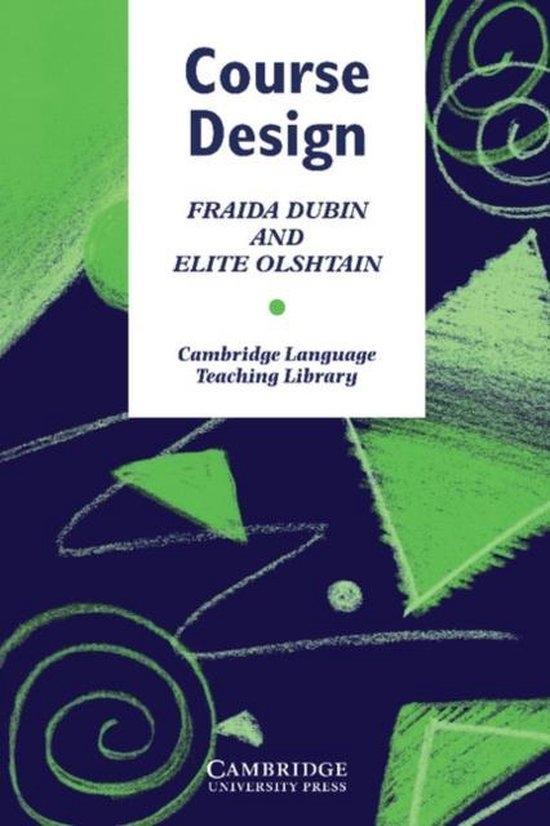 Course Design PB : 9780521276429