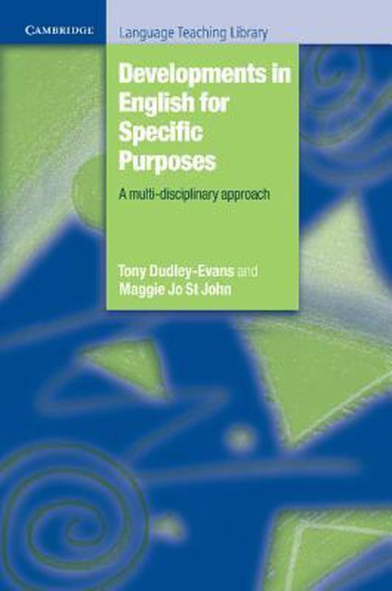 Developments in English for Specific Purposes : 9780521596756