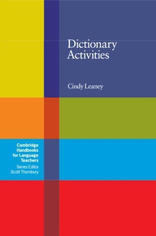 Dictionary Activities Paperback