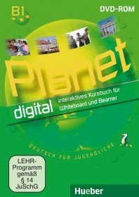 Planet 3 Interaktives Kursbuch DVD-ROM (SW pro učitele)
