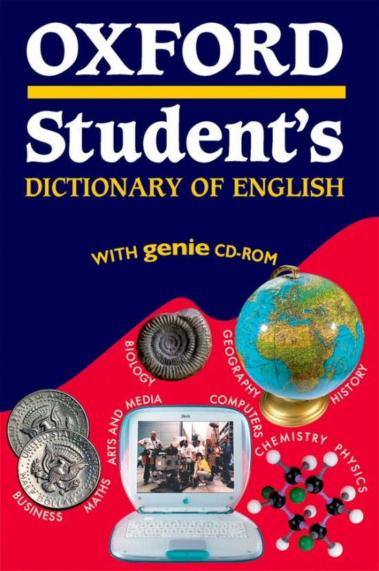 OXFORD STUDENT´S DICTIONARY OF ENGLISH with GENIE : 9780194315784