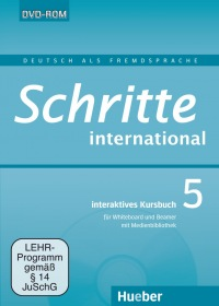 Schritte international 5 Interaktives KB, DVD-ROM