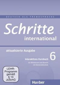 Schritte international 6 Interaktives KB, DVD-ROM