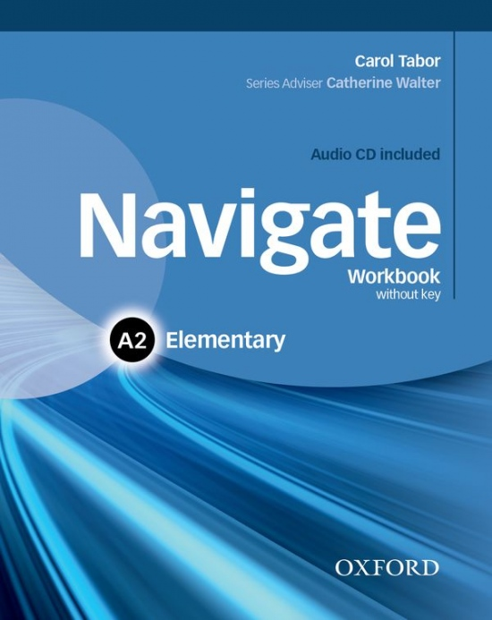 Navigate Elementary A2 Workbook without Key with Audio CD