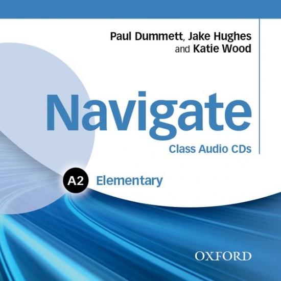 Navigate Elementary A2 Class Audio CD (3)