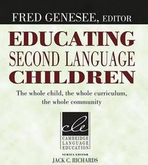 Educating Second Language Children PB