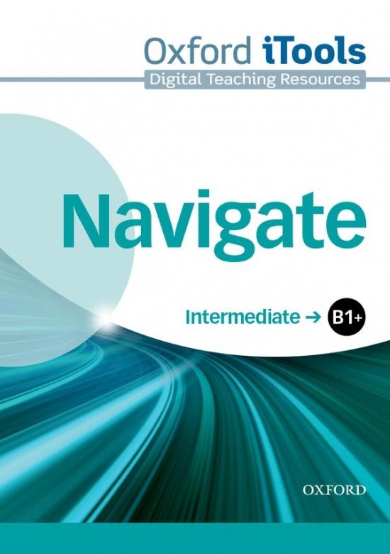 Navigate Intermediate B1+ iTools DVD-ROM