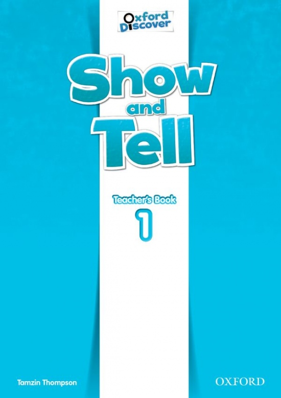 Show and Tell 1 Teacher´s Book : 9780194779036