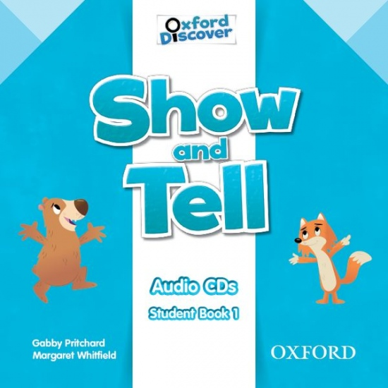 Show and Tell 1 Class Audio CDs