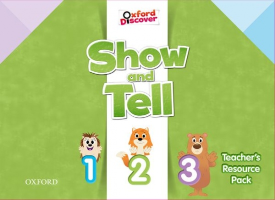 Show and Tell 1 Teacher´s Resource Pack