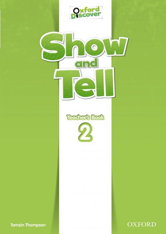 Show and Tell 2 Teacher´s Book : 9780194779173