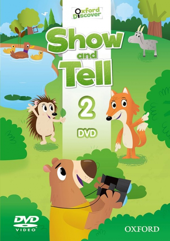 Show and Tell 2 DVD