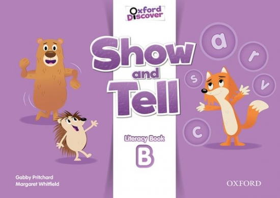 Show and Tell 3 Literacy Book