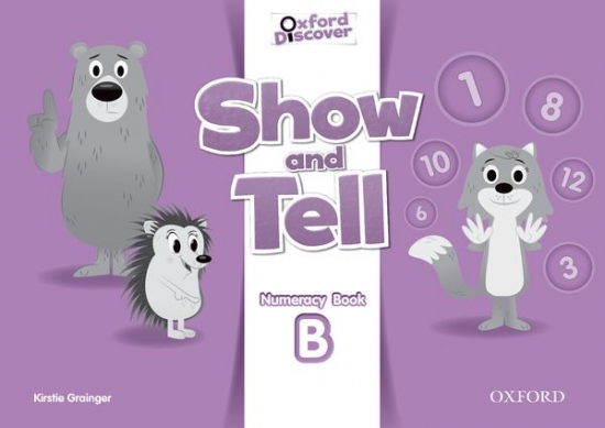 Show and Tell 3 Numeracy Book
