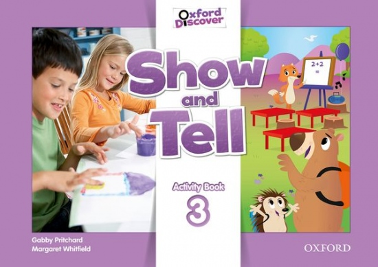 Show and Tell 3 Activity Book