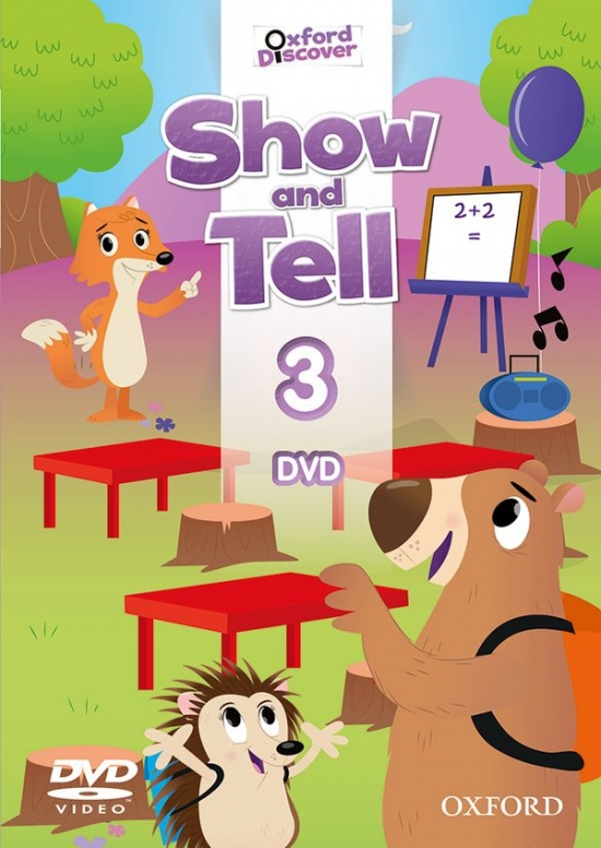 Show and Tell 3 DVD