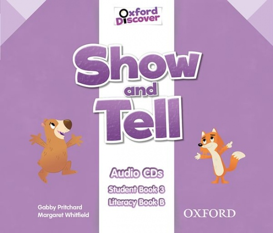 Show and Tell 3 Class Audio CDs