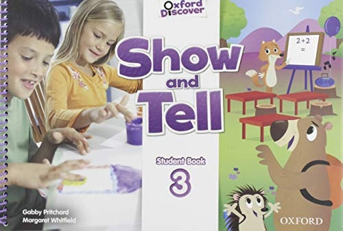 Show and Tell 3 Student Book
