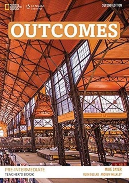 Outcomes (2nd Edition) Pre-Intermediate Teacher´s Book with Class Audio CD