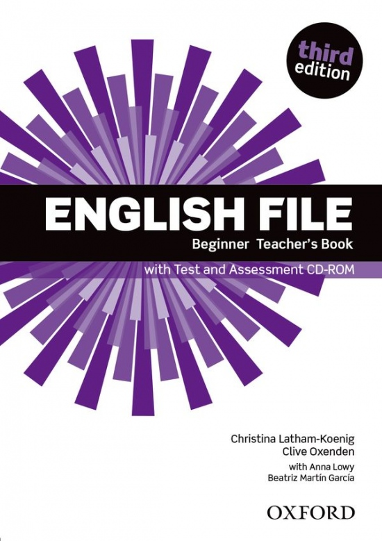 English File Beginner (3rd Edition) Teacher´s Book with Test & Assessment CD-ROM