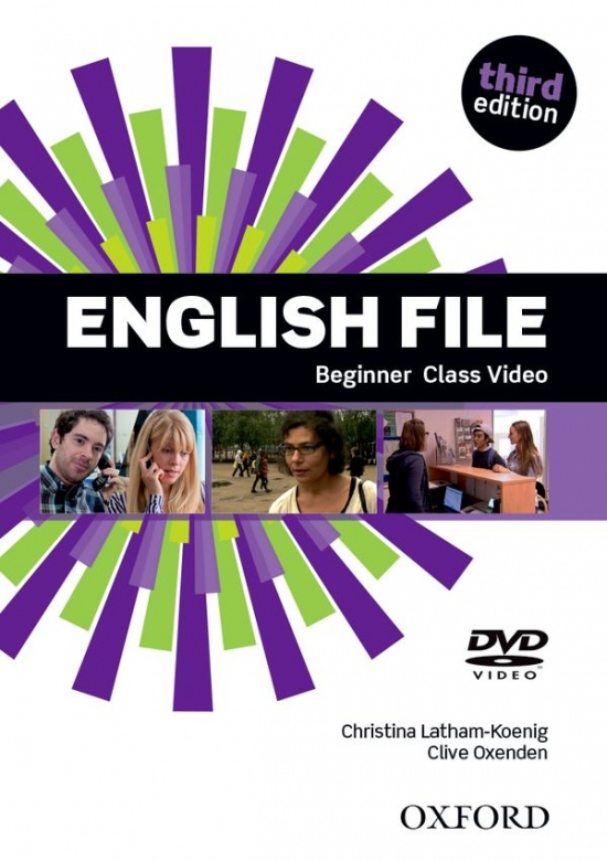 English File Beginner (3rd Edition) Class DVD : 9780194501958