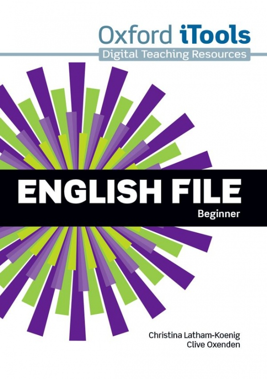 English File Beginner (3rd Edition) iTools DVD-ROM