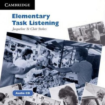 Elementary Task Listening Audio CD : 9780521156042