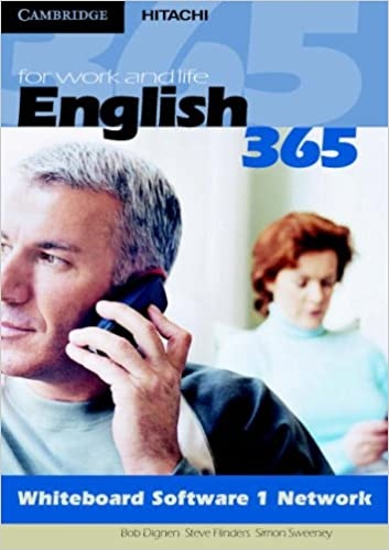 English 365 Level 1 Whiteboard Software Network (up to 10 users) : 9781845651091