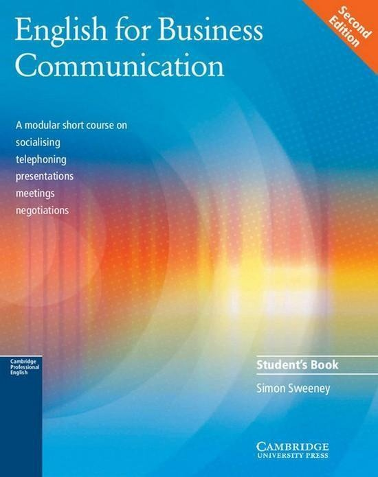 English for Business Communication Student´s Book
