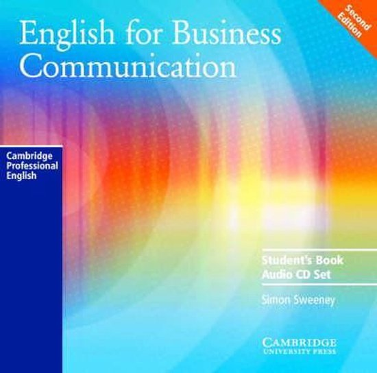 English for Business Communication Audio CDs (2) : 9780521754521