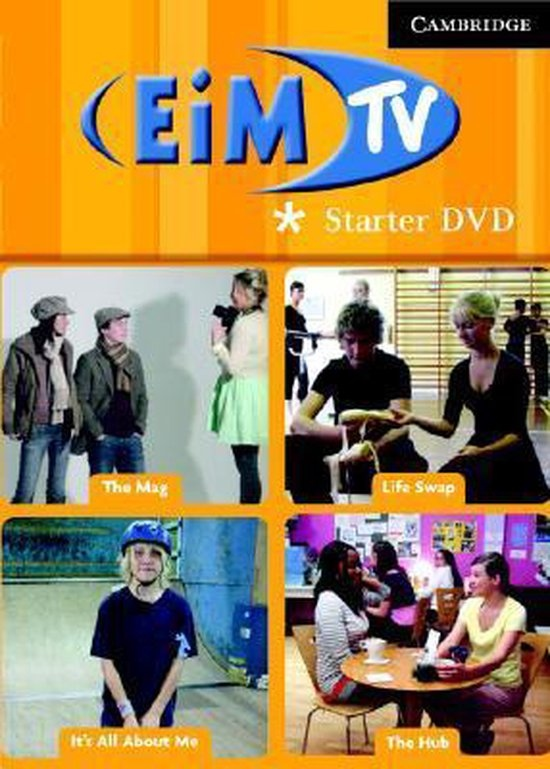 English in Mind Starter Level DVD and Activity Booklet : 9780521696791