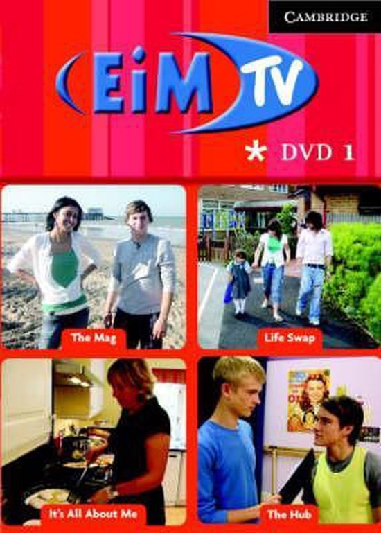 English in Mind Level 1 DVD and Activity Booklet : 9780521696814