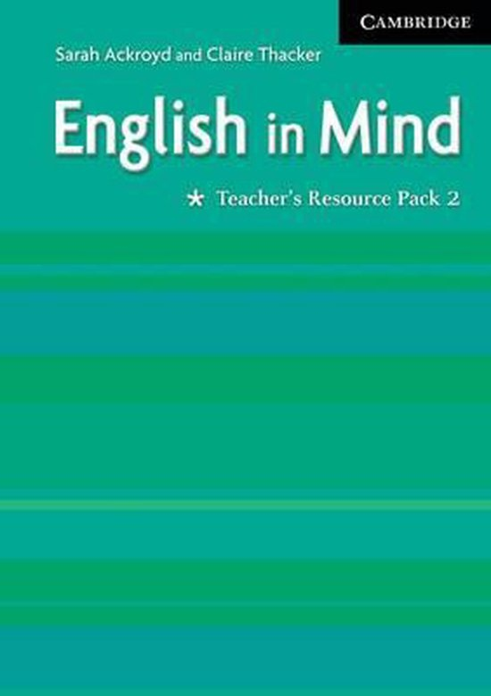English in Mind Level 2 Teacher´s Resource Pack
