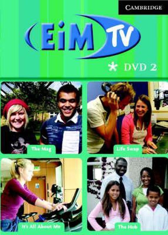English in Mind Level 2 DVD and Activity Booklet : 9780521696838