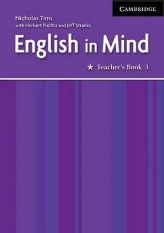 English in Mind Level 3 Teacher´s Book : 9780521750660