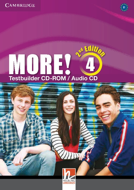 More! 4 2nd Edition Testbuilder