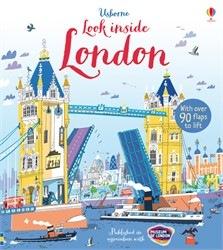 Lift-the-flap Look inside London