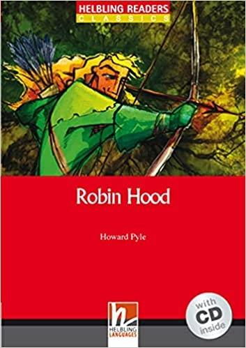 HELBLING READERS Red Series Level 2 Robin Hood + Audio CD