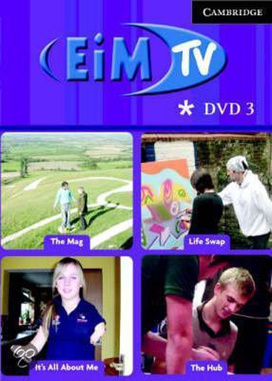 English in Mind Level 3 DVD and Activity Booklet