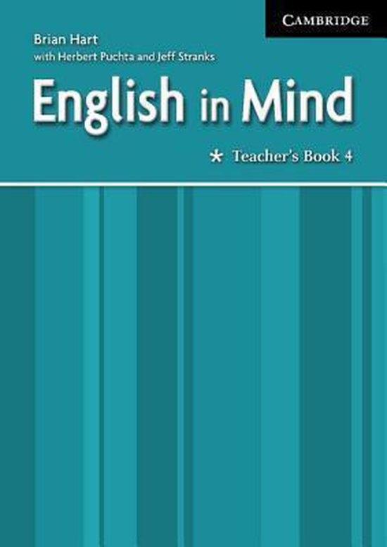 English in Mind Level 4 Teacher´s Book