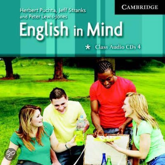 English in Mind Level 4 Class Audio CDs (2)