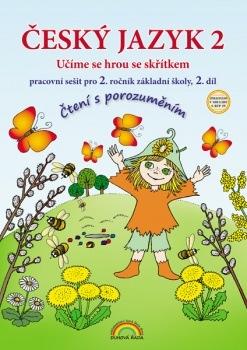 Český jazyk 2 – pracovní sešit 2. díl, Čtení s porozuměním - Thea Vieweghová, Lenka Andrýsková (22-61)