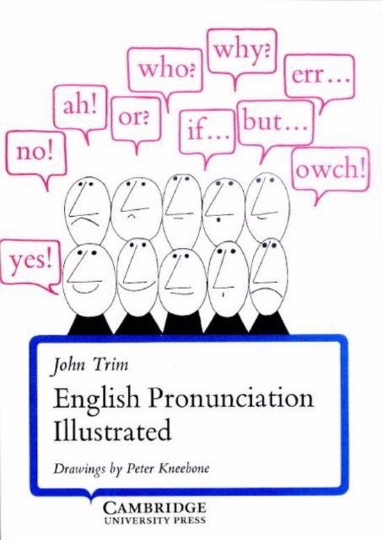 English Pronunciation Illustrated Book