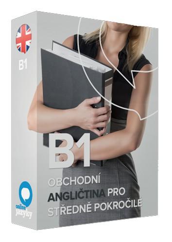 Obchodní angličtina pro STŘEDNĚ POKROČILÉ B1 online
