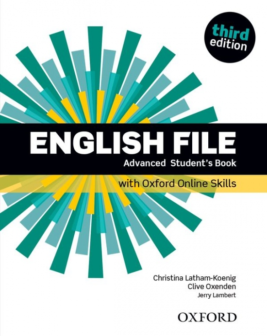 English File (3rd Edition) Advanced Student´s Book with Online Skills Practice