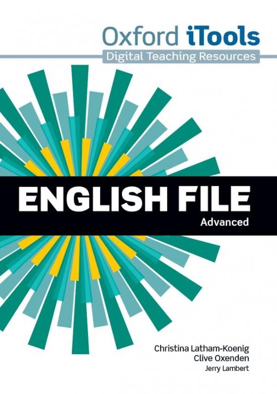 English File (3rd Edition) Advanced iTools DVD-ROM