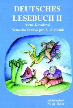 DEUTSCHES LESEBUCH II - Německá čítanka pro 7. - 8. ročník