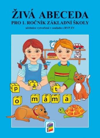 Živá abeceda – pracovní učebnice (1-91)