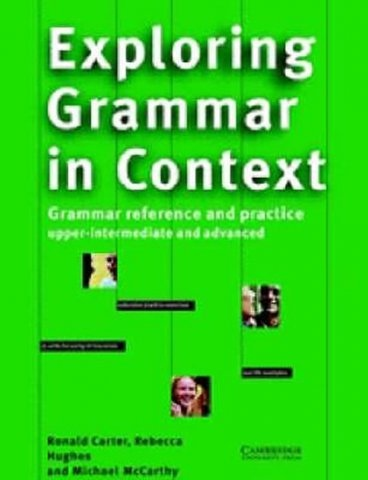 Exploring Grammar in Context Edition with answers